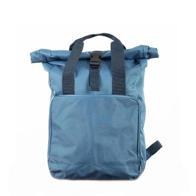 New Custom Bagpack Travel Foldable Waterproof Rolltop Backpack Cover