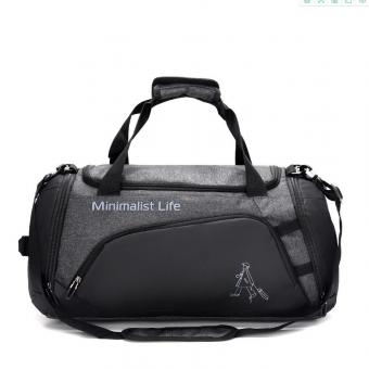 Fashion Shoes Compartment Luggage Bag Custom Logo Sport Shoulder Bag Water Resistant Travel Duffel Bag - ORSTAR