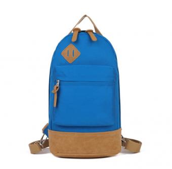 Unisex Nylon Chest Bag Wholesale Crossbody Daypack Bag Factory Hot Sale Sling Backpack - ORSTAR